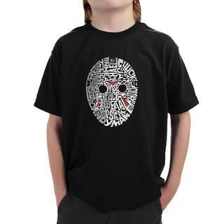 Boys' Slasher Movie Villians T-shirt|https://ak1.ostkcdn.com/images/products/12064995/P18933984.jpg?impolicy=medium