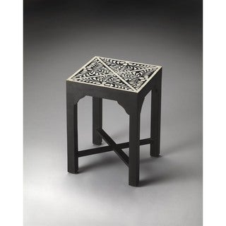 Butler Gianna Black Bone Inlay Bunching Table