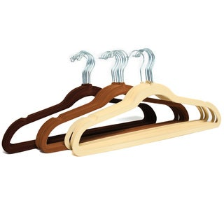 Velvet Suit Hangers (Case of 20)