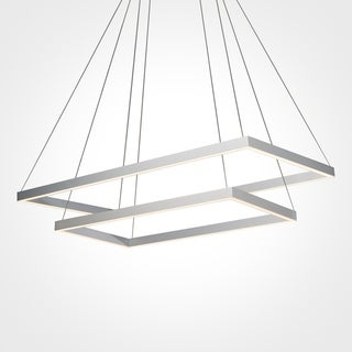 VONN Lighting VMC31710AL Atria Duo 29-inch Integrated LED Chandelier