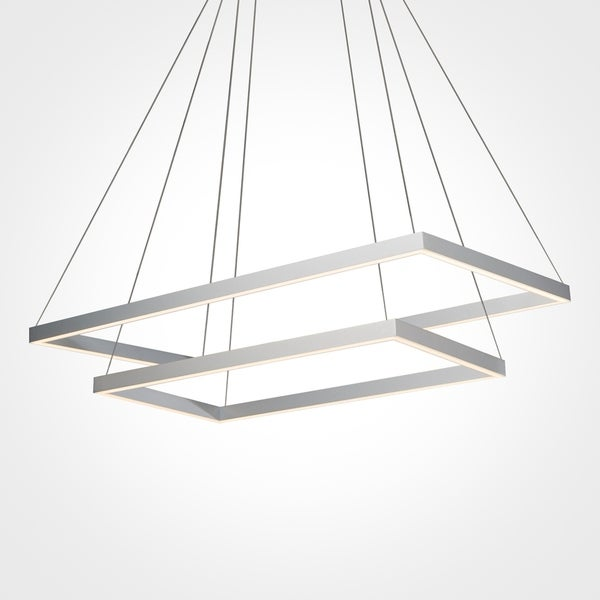 VONN Lighting VMC31710AL Atria Duo 29-inch Integrated LED Chandelier. Opens flyout.