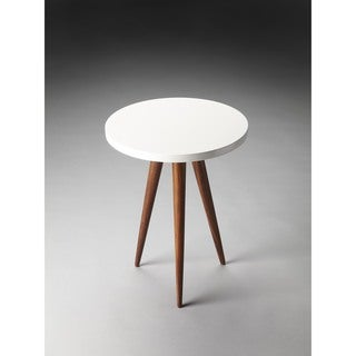 Butler Carlsbad Brown/Off-white Wood/MDF Contemporary Bunching Table