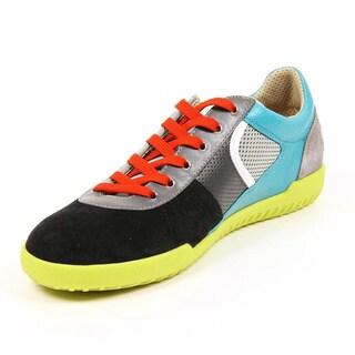 Dolce & Gabbana Men's U Rider Strobel Sneakers