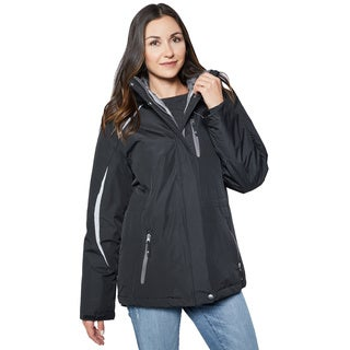 BELOW ZERO Active Systems Jacket With Removable Hood