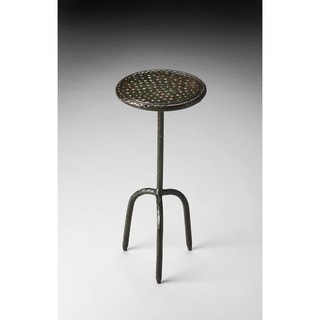 Butler Founders Iron Accent Table