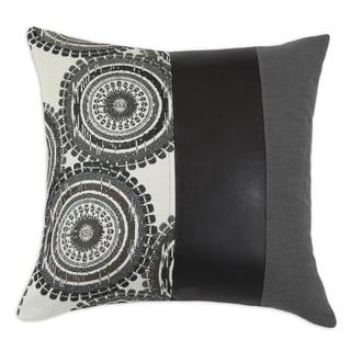 Incogneato Quartz Tanner-Circa 3 Pieced 19x19 Throw Pillow