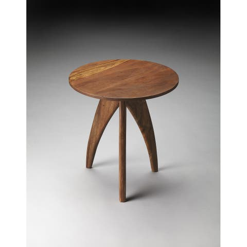 Handmade Butler Lautner Modern End Table (India)