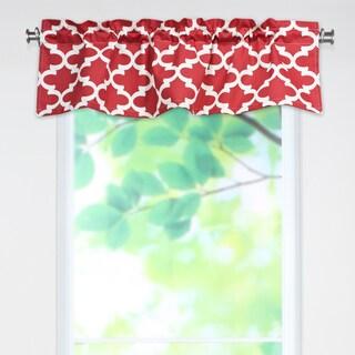 Fynn Timberwolf 53x15 Rod Pocket Curtain Valance