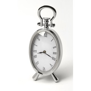 Butler Constance Oval Desk Clock