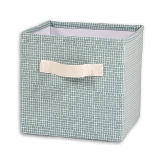 "Keeley Mineral Storage Bin 11""""hx10.75"""" Storage Bin with Handle"