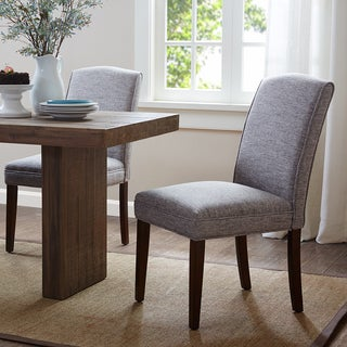 Madison Park Peyton Grey Dining Chair (Set of 2)