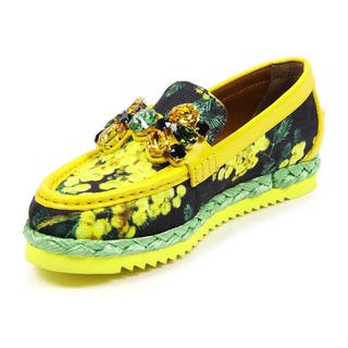 Dolce & Gabbana Women's Palermo Mocassin|https://ak1.ostkcdn.com/images/products/12065474/P18934340.jpg?impolicy=medium