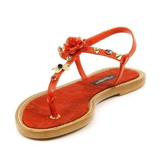 Dolce & Gabbana Women's Sandal|https://ak1.ostkcdn.com/images/products/12065479/P18934343.jpg?impolicy=medium