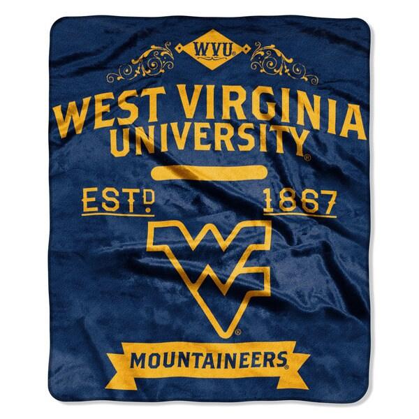 COL 704 West Virginia Label Raschel