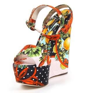 Dolce & Gabbana Women's Bianca Wedge