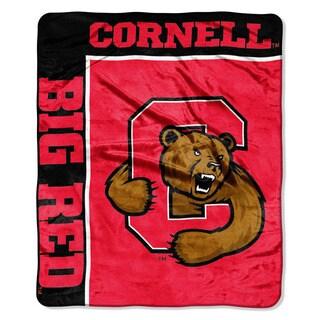 COL 703 Cornell School Spirit Raschel Throw