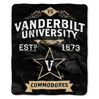 COL 704 Vanderbilt Label Raschel