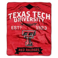COL 704 Texas Tech Label Raschel