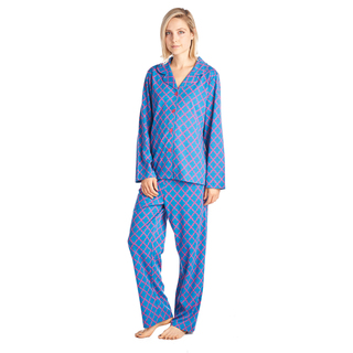 BHPJ by Bedhead Cotton-blend Classic Pajama Set