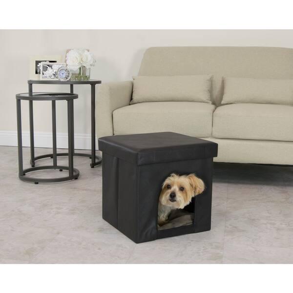 Awe Inspiring Shop Studio Designs Collapsible Pet Bed And Ottoman Free Inzonedesignstudio Interior Chair Design Inzonedesignstudiocom
