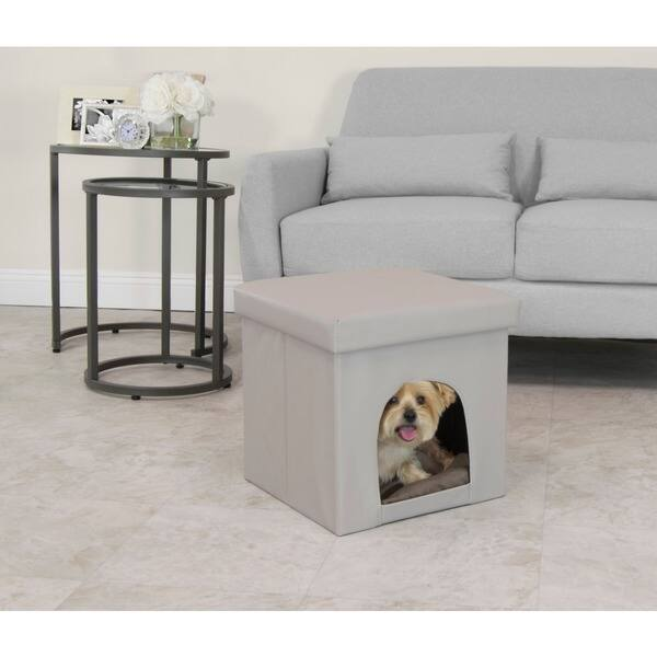 Wondrous Shop Studio Designs Collapsible Pet Bed And Ottoman Free Inzonedesignstudio Interior Chair Design Inzonedesignstudiocom
