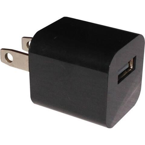 4XEM Black USB Wall Charger