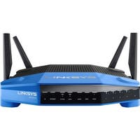 Linksys WRT1900ACS IEEE 802.11ac Ethernet Wireless Router
