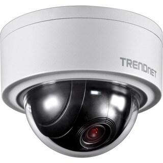 TRENDnet TV-IP420P 3 Megapixel Network Camera - Color, Monochrome
