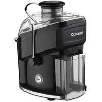 Cuisinart Compact Juice Extractor (Refurbished), Black