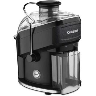 Cuisinart Compact Juice Extractor (Refurbished), Black