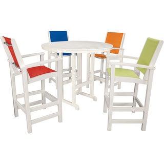 Hanover Outdoor NASSAU5PC Nassau 5-piece High Dining Set