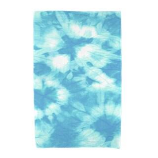 30 x 60-inch Chillax Geometric Print Beach Towel