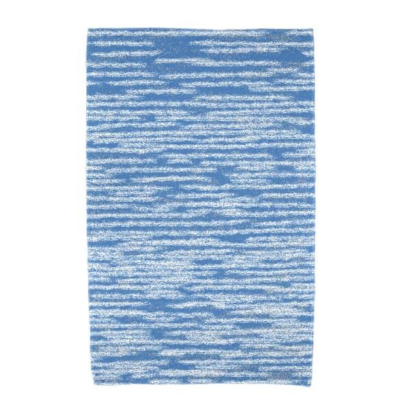30 x 60-inch Stripe 2 Geometric Print Beach Towel