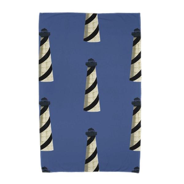 30 x 60-inch Beacon Geometric Print Beach Towel