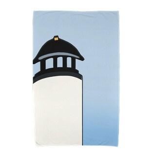 30 x 60-inch Safe Harbor Geometric Print Beach Towel