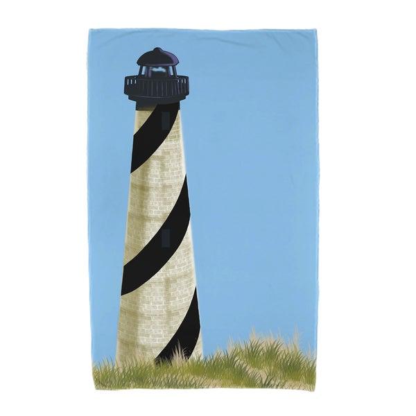 30 x 60-inch OuterBanks Geometric Print Beach Towel