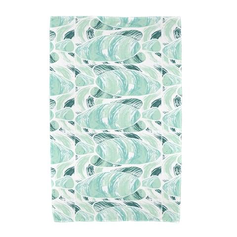 36 x 72-inch Fishwich Animal Print Beach Towel