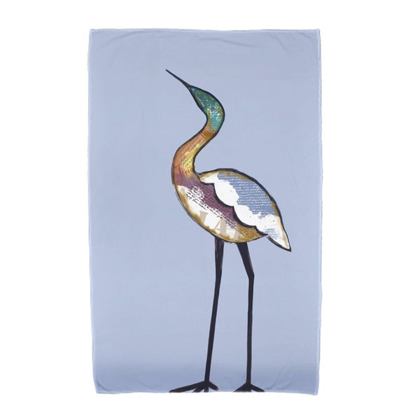 30 x 60-inch Bird Fashion Animal Print Beach Towel