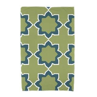 30 x 60-inch Bohemian 2 Geometric Print Beach Towel