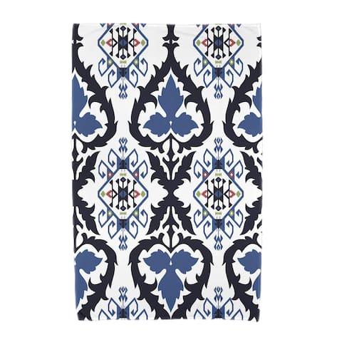 36 x 72-inch Bombay Geometric Print Beach Towel