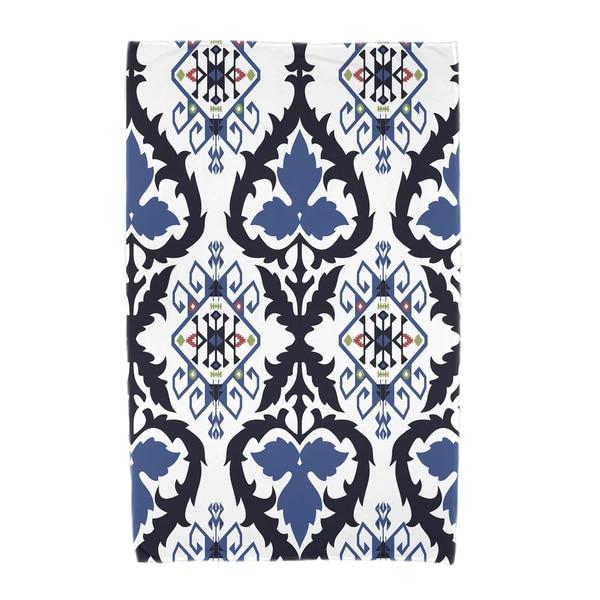 30 x 60-inch Bombay Geometric Print Beach Towel