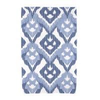 30 x 60-inch Hipster Geometric Print Beach Towel