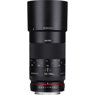 Rokinon 100mm f/2.8 Macro Lens for Sony