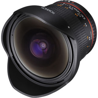 Rokinon 12mm f/2.8 ED AS IF NCS UMC Fisheye Lens