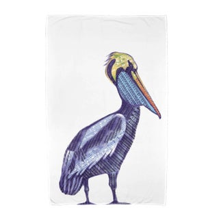 30 x 60-inch Sea Music Animal Print Beach Towel