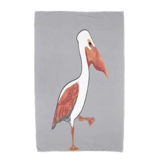 30 x 60-inch Pelican March Animal Print Beach Towel