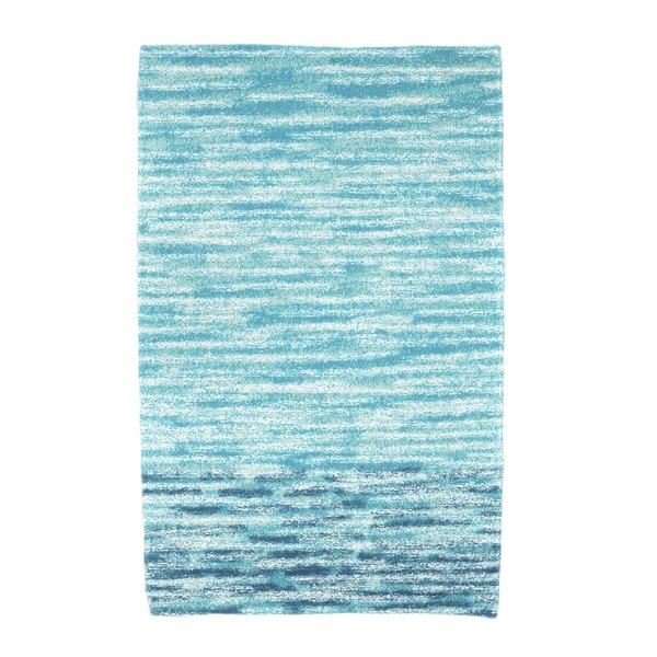 30 x 60-inch Ocean View Geometric Print Beach Towel