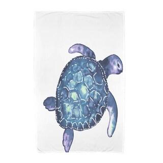 30 x 60-inch Sea Turtle Animal Print Beach Towel