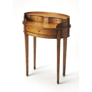 Butler Cecile Oval Writing Desk