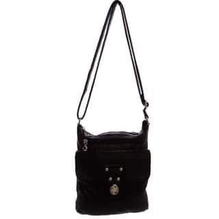 Ampere Creations Stacy Vegan Leather Extra-large Crossbody Handbag|https://ak1.ostkcdn.com/images/products/12067973/P18936166.jpg?impolicy=medium